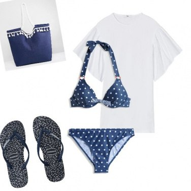 Outfit In spiaggia!