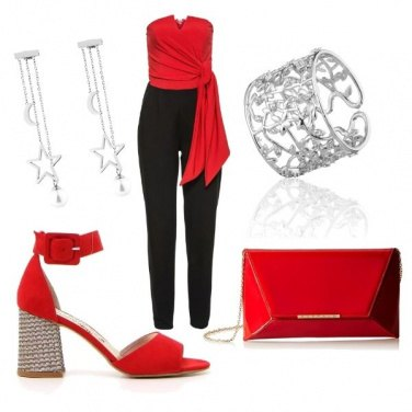 Outfit Rosso..