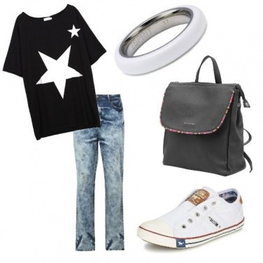 Outfit Casual teen
