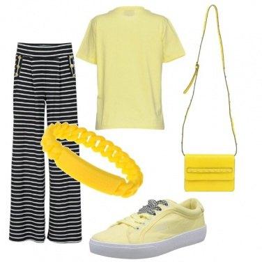 Outfit Relax per il sabato