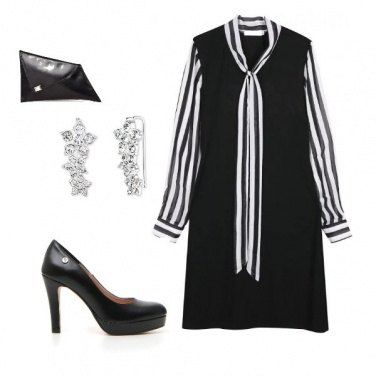Outfit Classico intramontabile!