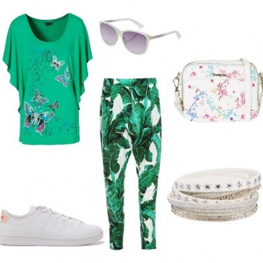 Outfit Flower\'s power