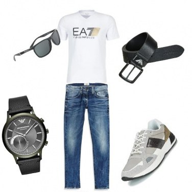 Outfit Casual #2414