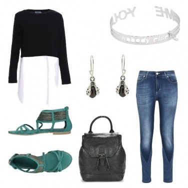 Outfit Urban #3325