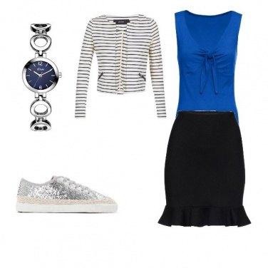 Outfit Di pomeriggio!