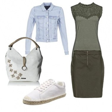 Outfit A scuola!