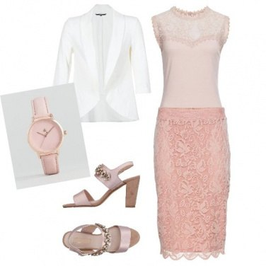 Outfit Bon ton!