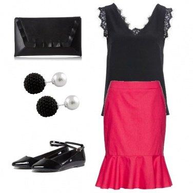 Outfit Riunione a scuola!