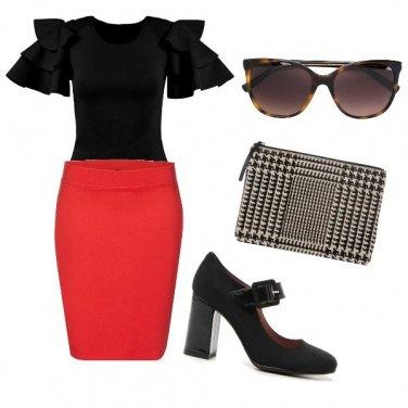 Outfit Un po\' spagnola