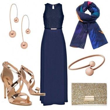 Outfit Cerimonia in lungo