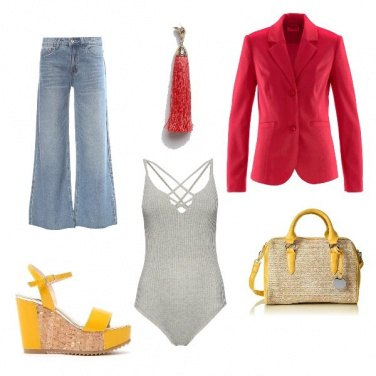 Outfit Easy per lo shopping