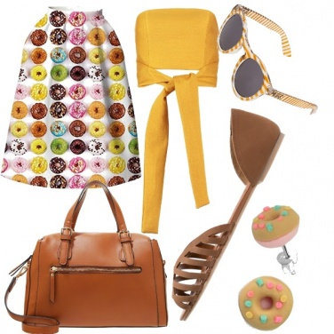 Outfit Donuts