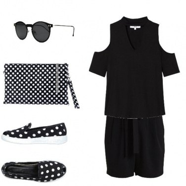 Outfit Easy Pois