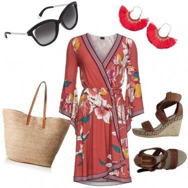 Outfit Aperitivo in comodità