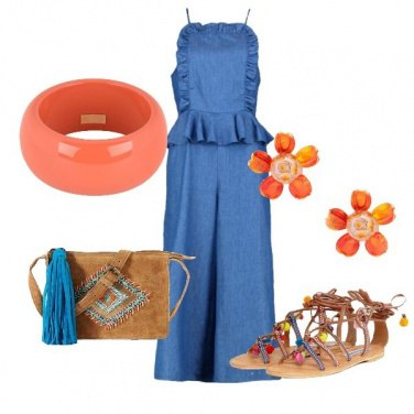 Outfit Etnico #1443