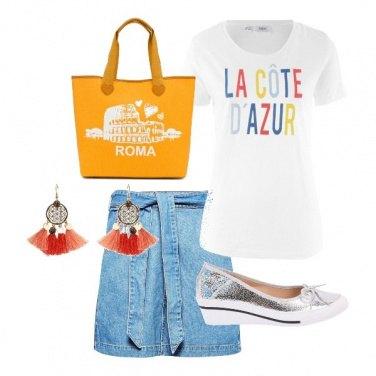 Outfit Comode con stile