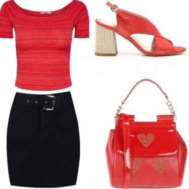 Outfit Colorata semplicità
