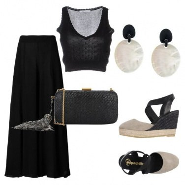 Outfit Chic selvaggio