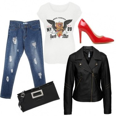 Outfit Rock #1634