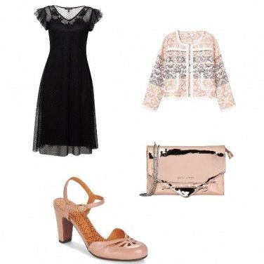 Outfit Cerimonia bonton