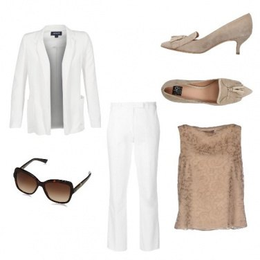Outfit Mattina fresca