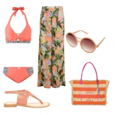 Outfit Party in spiaggia