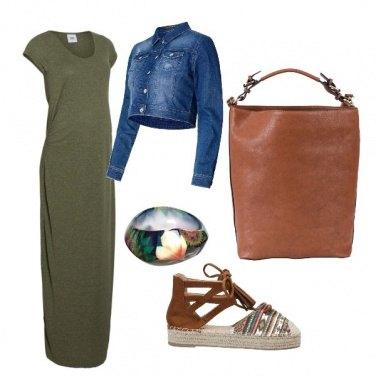 Outfit Etnico Mama