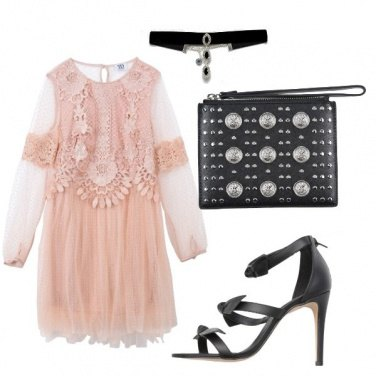 Outfit Rock lace