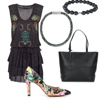 Outfit Etnico #1458
