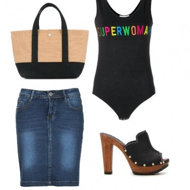 Outfit Basic #6890