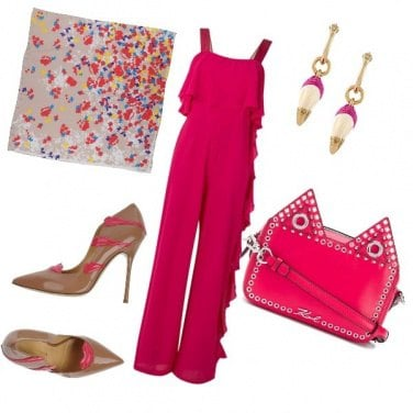 Outfit Pinkavagance