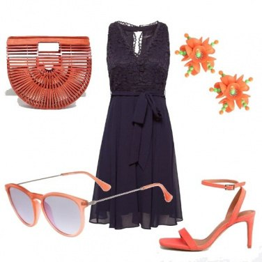 Outfit Cocktail sotto il sole