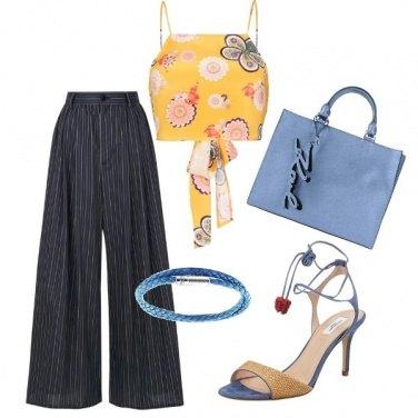 Outfit Città con stile