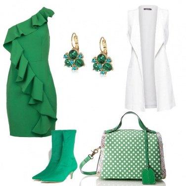 Outfit Monospalla e stivaletto
