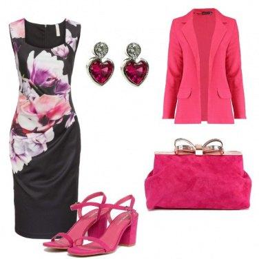 Outfit Tubino e sandalo