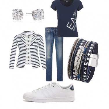Outfit Basic #6908