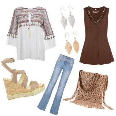 Outfit Indian style