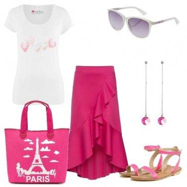 Outfit La freschezza del colore