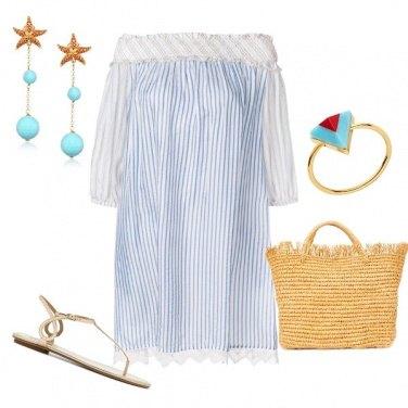 Outfit Tramonto a Panarea