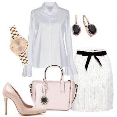 Outfit Perfetta per la riunione