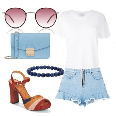 Outfit Casual summer