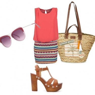 Outfit Etnico #1476