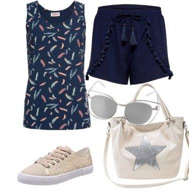Outfit Da giorno, d'estate