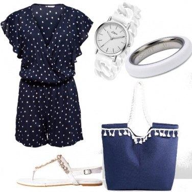 Outfit Aperitivo d'estate