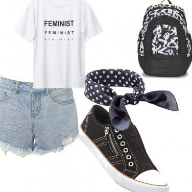Outfit Basic #6951
