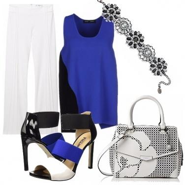 Outfit Confortable, mais élégant