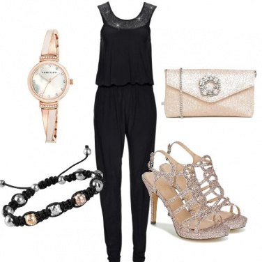 Outfit Glamour party