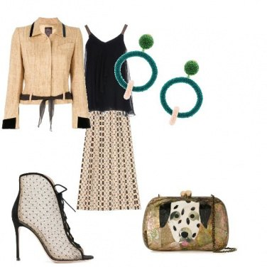 Outfit Chic Dog