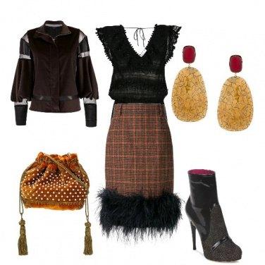 Outfit Nostalgic Autumn