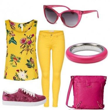 Outfit Il lato colorato della vita